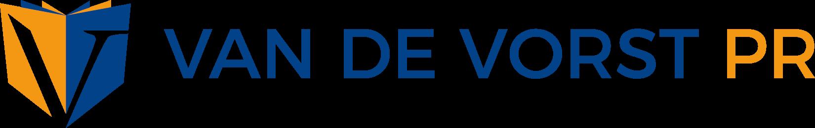 Logo Van de Vorst PR webcase