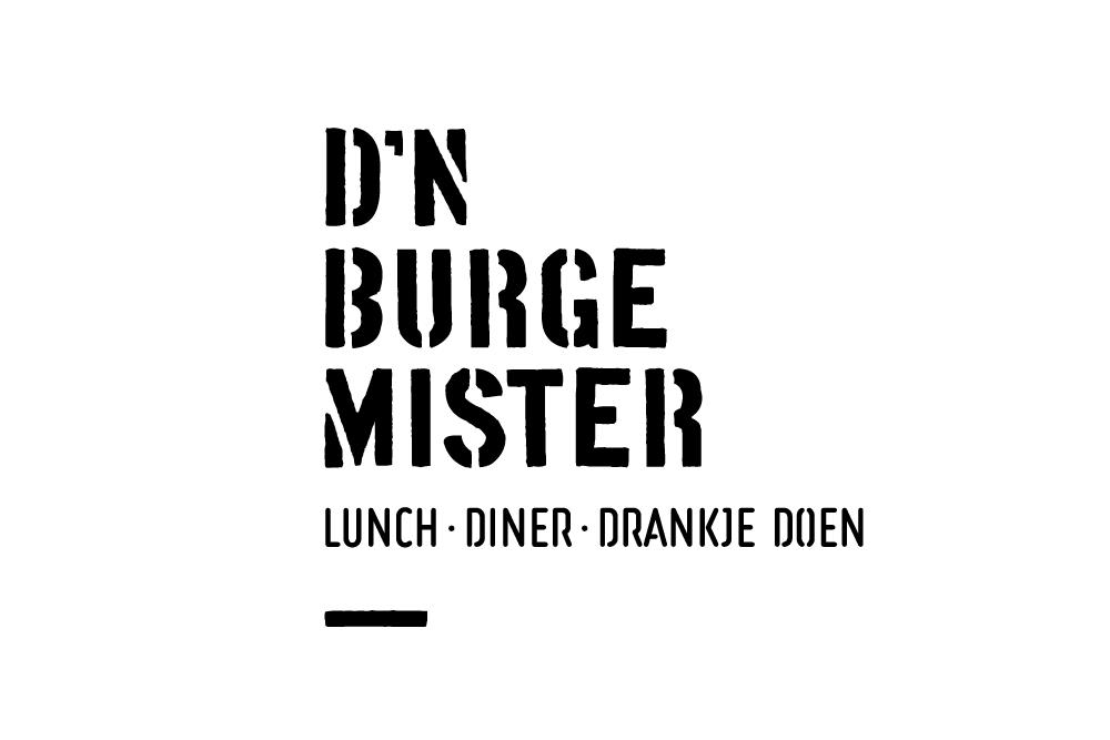 Logo D'n Burgemister