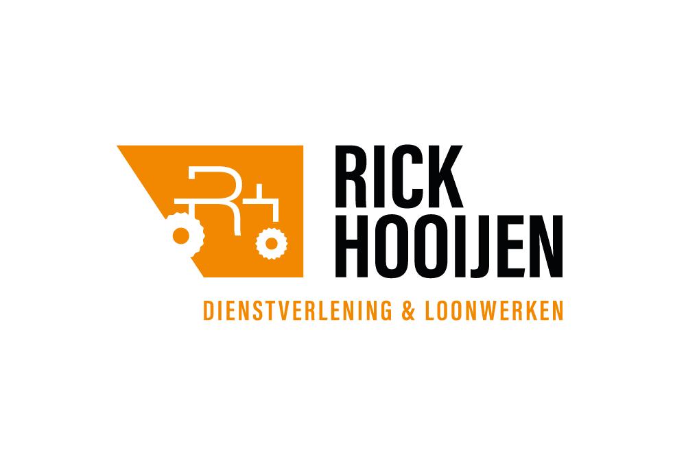 Logo Rick Hooijen