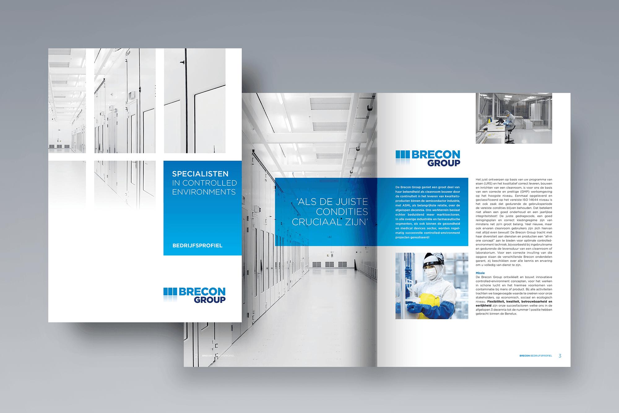 Brochure Brecon Group - Company Profile