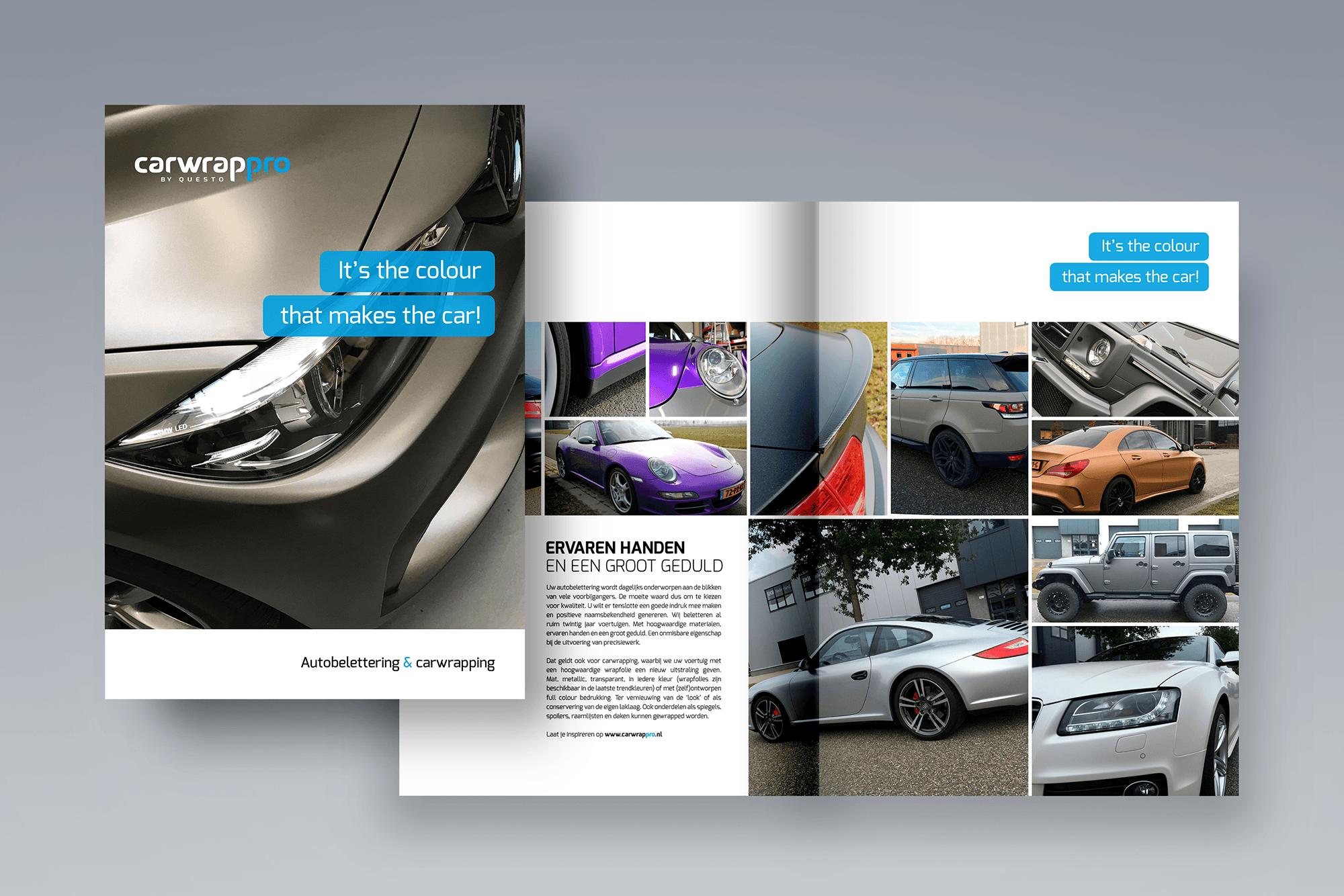 Brochure CarwrapPro