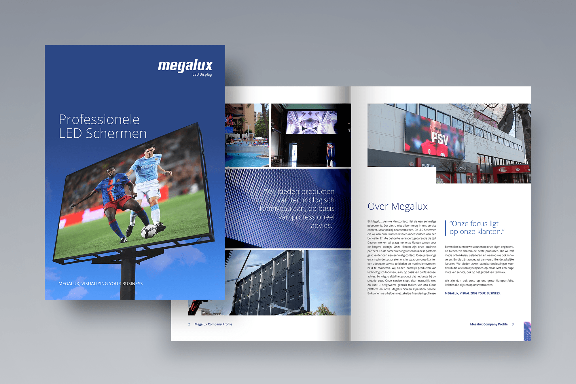Brochure Megalux - Company Profile