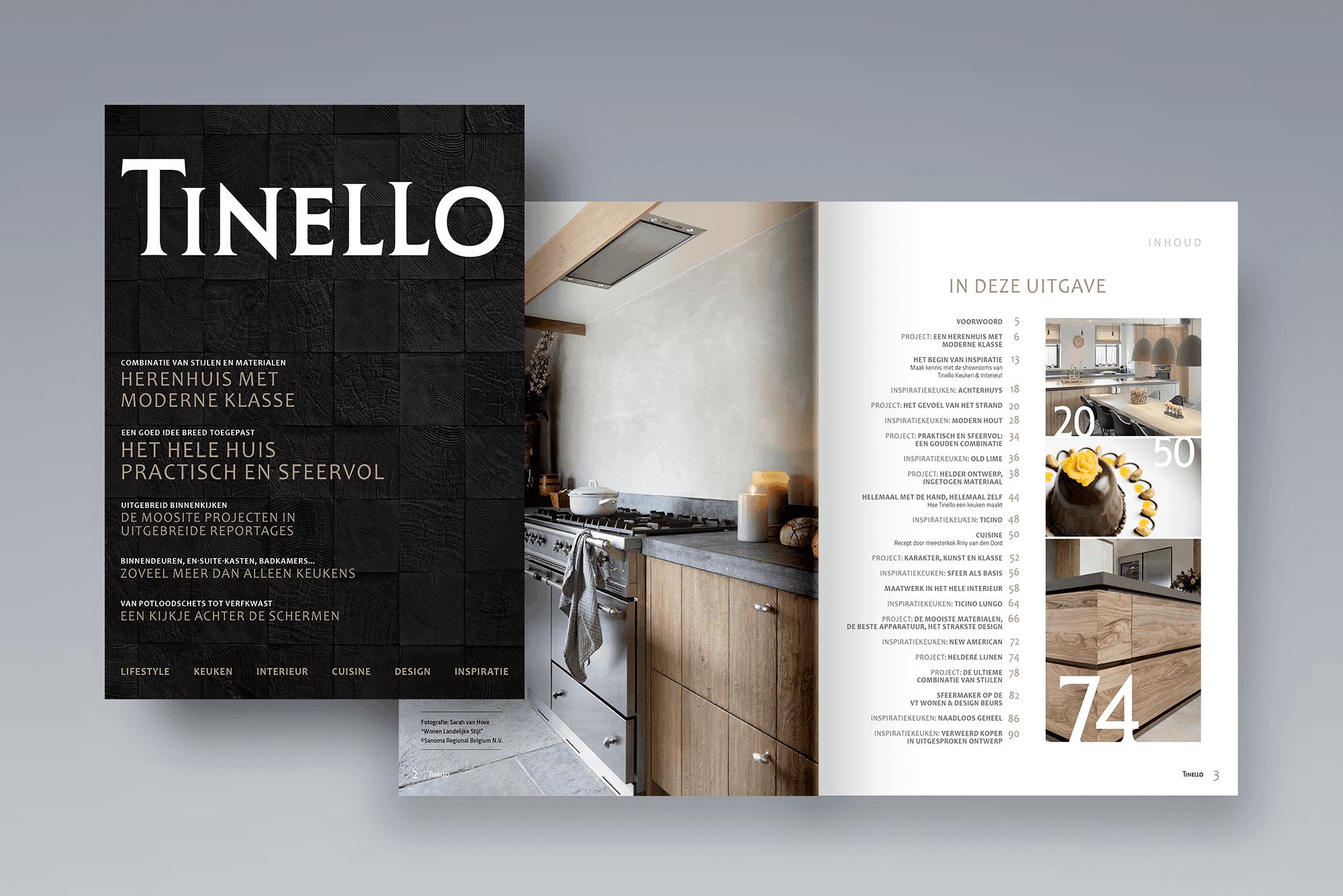 Magazine Tinello