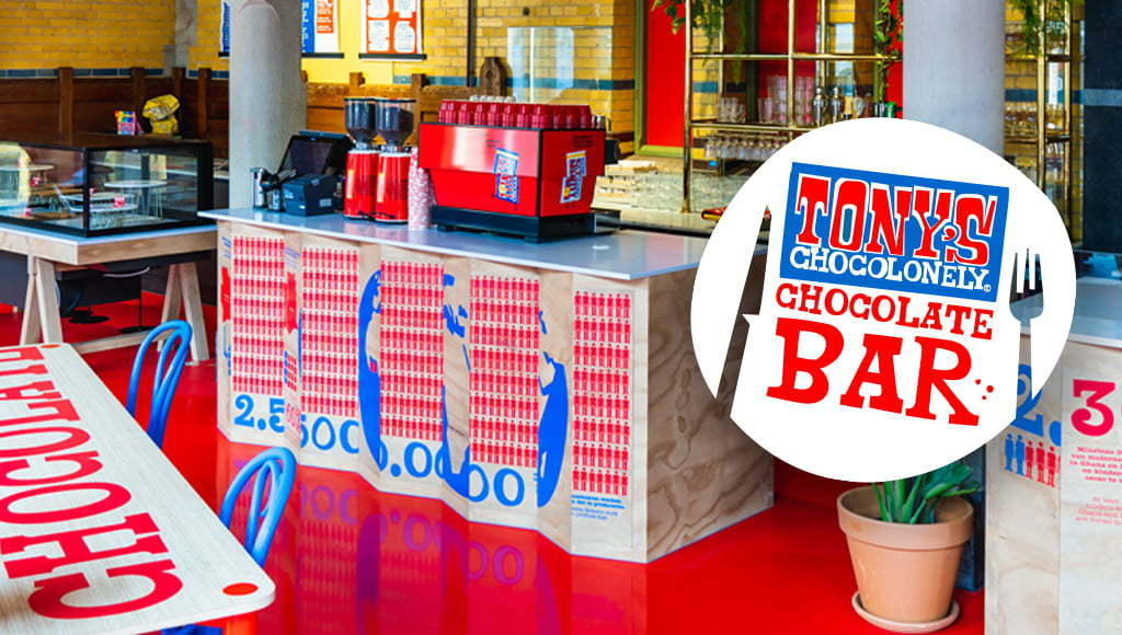 Questo - Project - Tony's Chocolonely Chocolate Bar