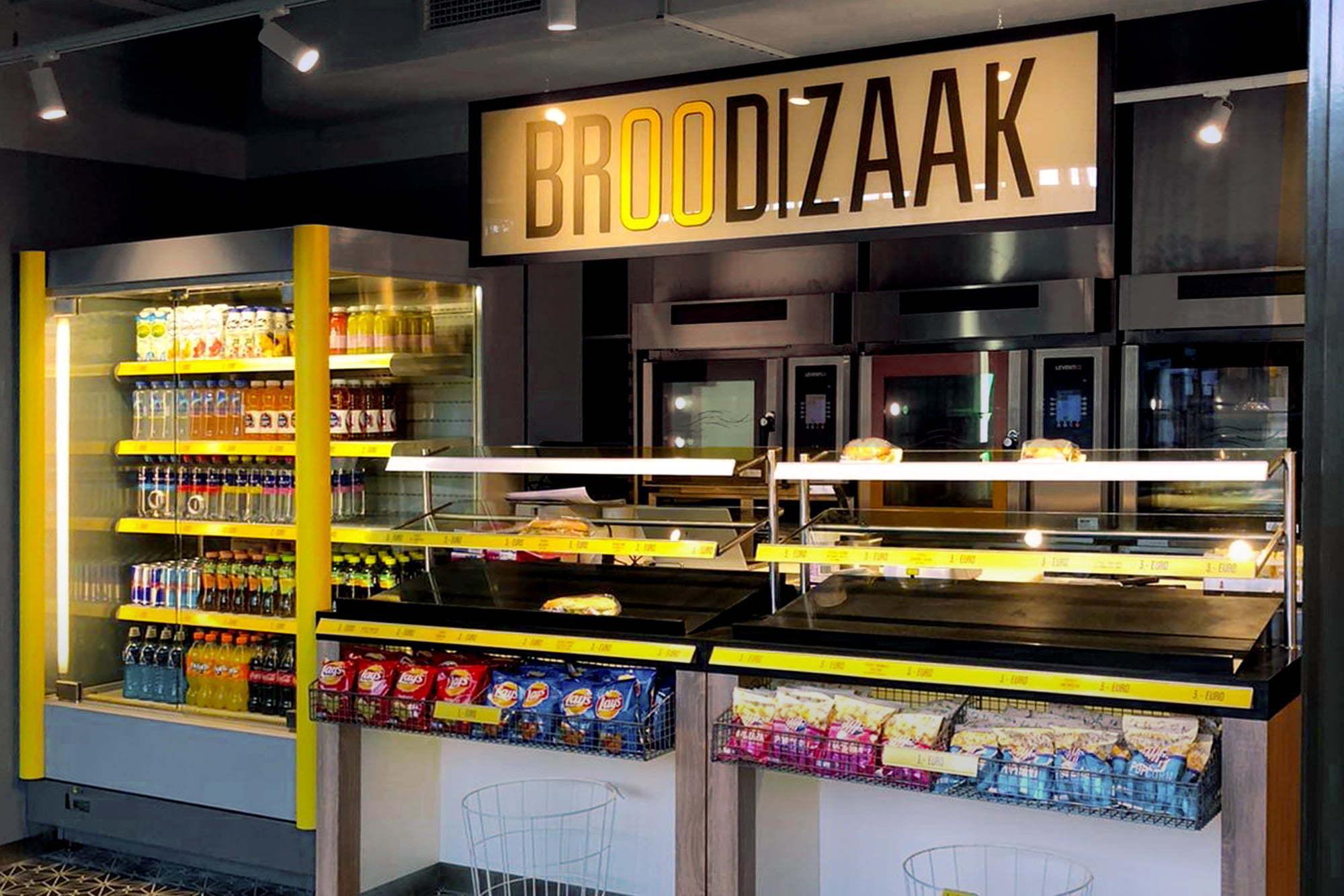 Questo - Project - Broodzaak Amsterdam Amstel