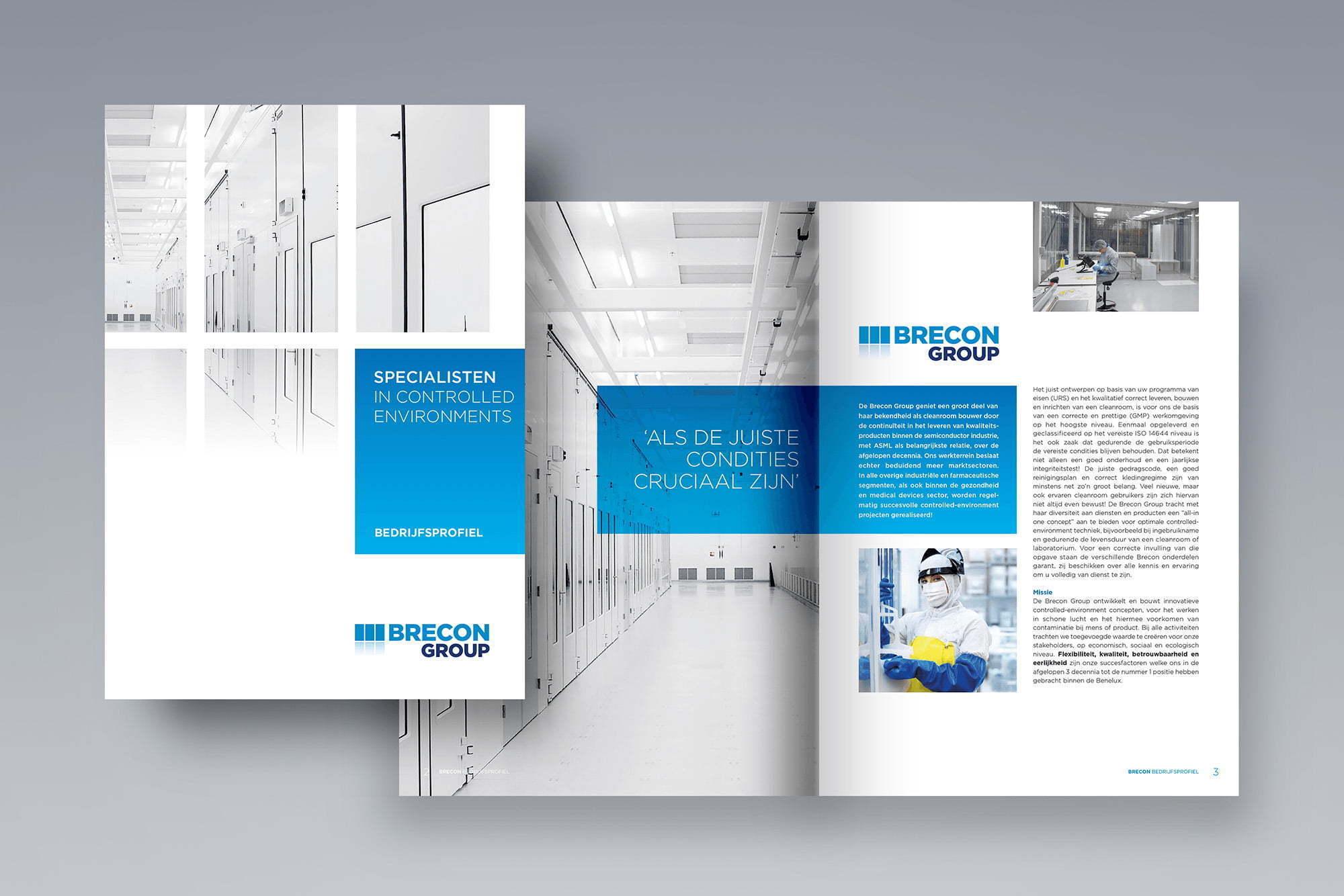 Brochure Brecon Group