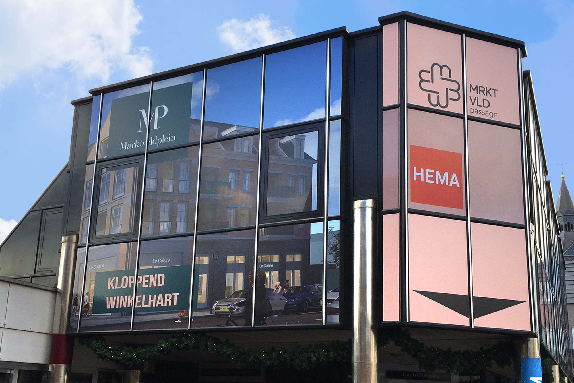 Questo - Project - Marktveldplein Vught