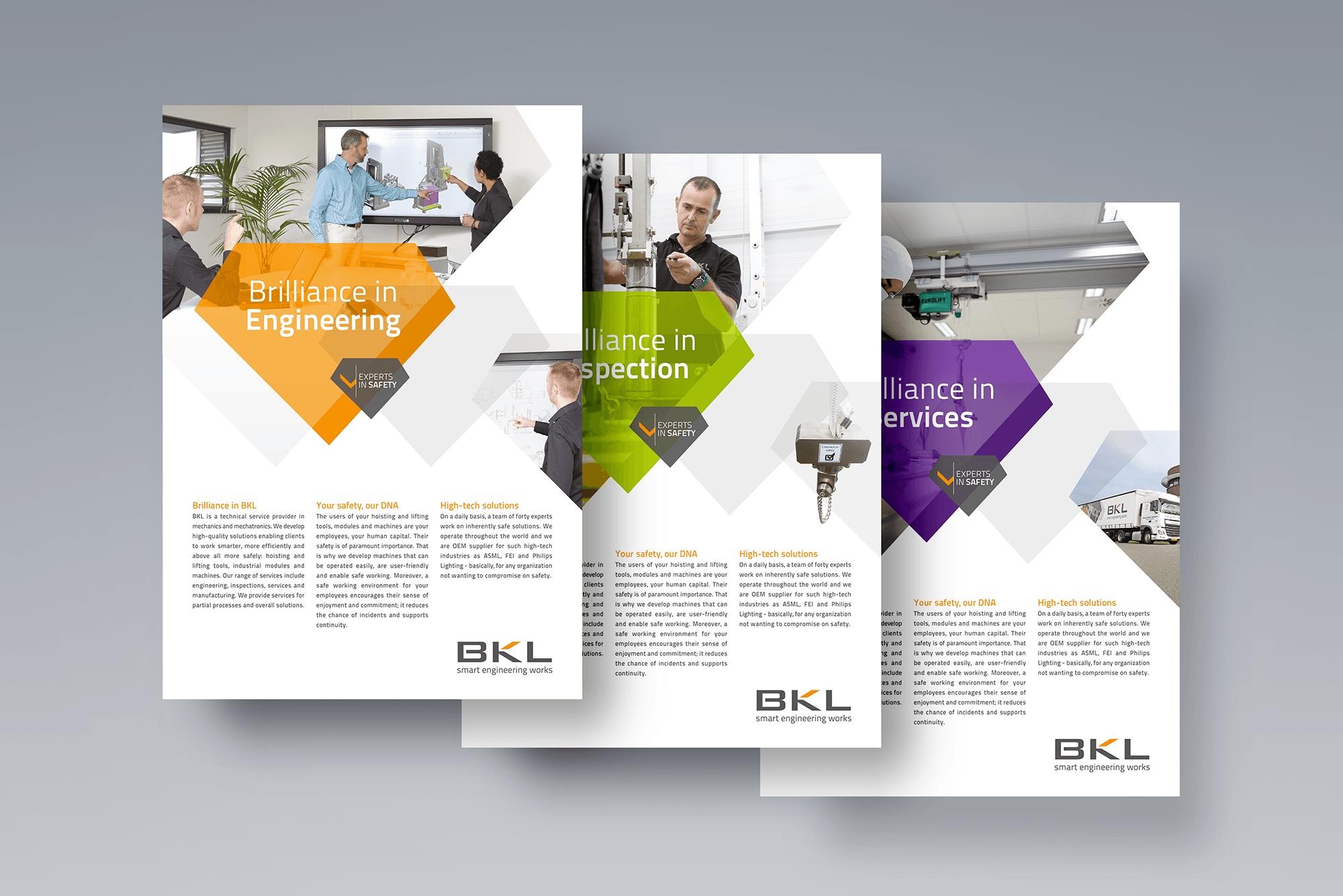 Leaflets BKL Engineering