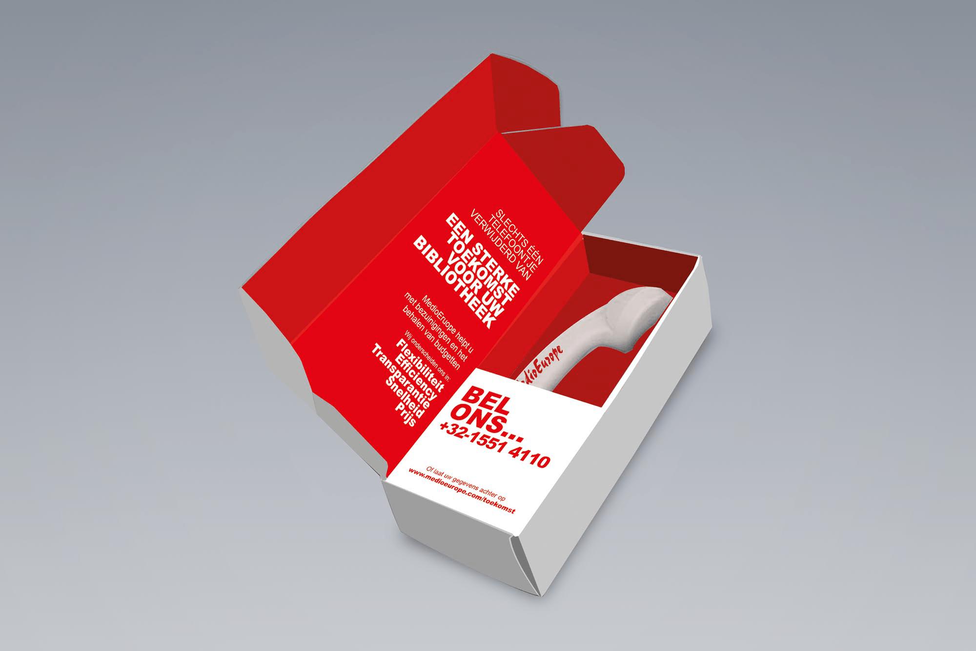 Direct Mailing Medio Europe