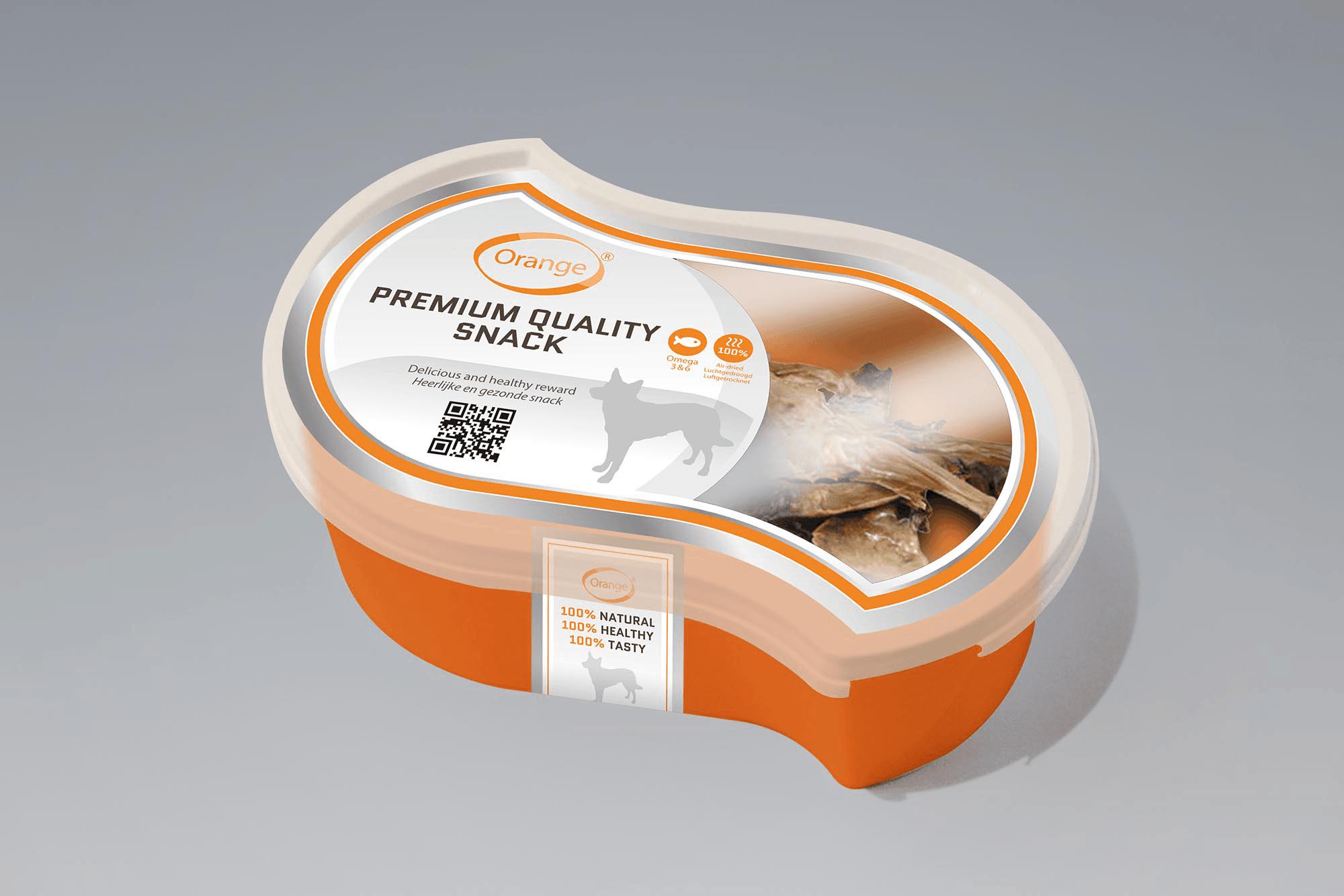 Verpakking Orange 4 Pets