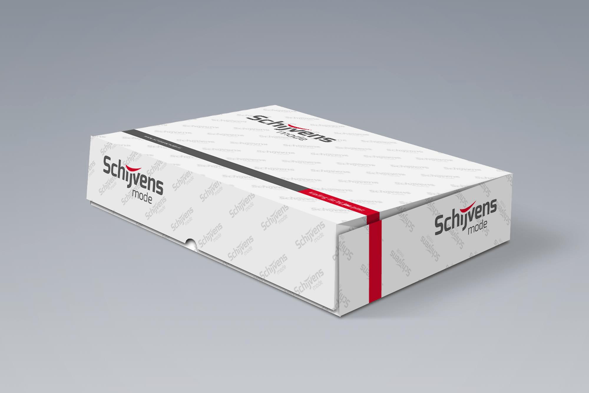 Verpakking Schijvens Mode