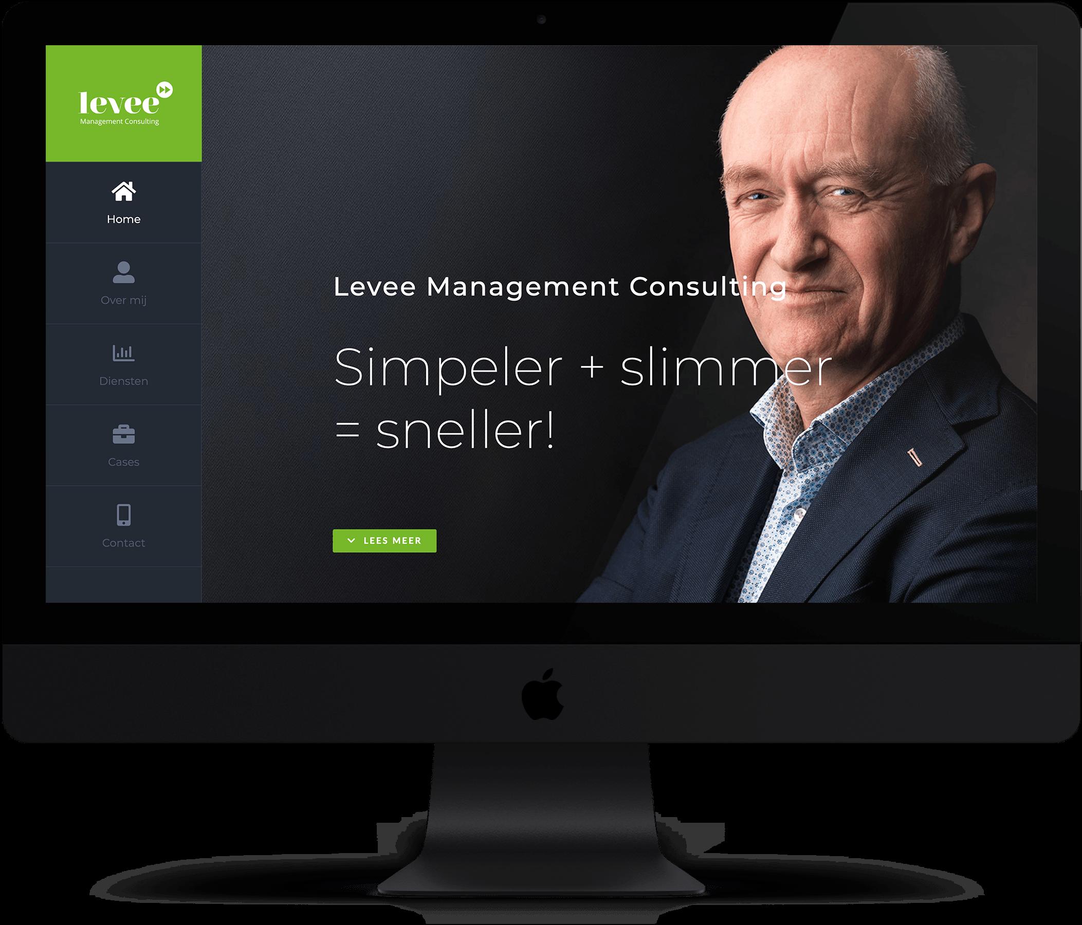 Website Levee Management Consulting