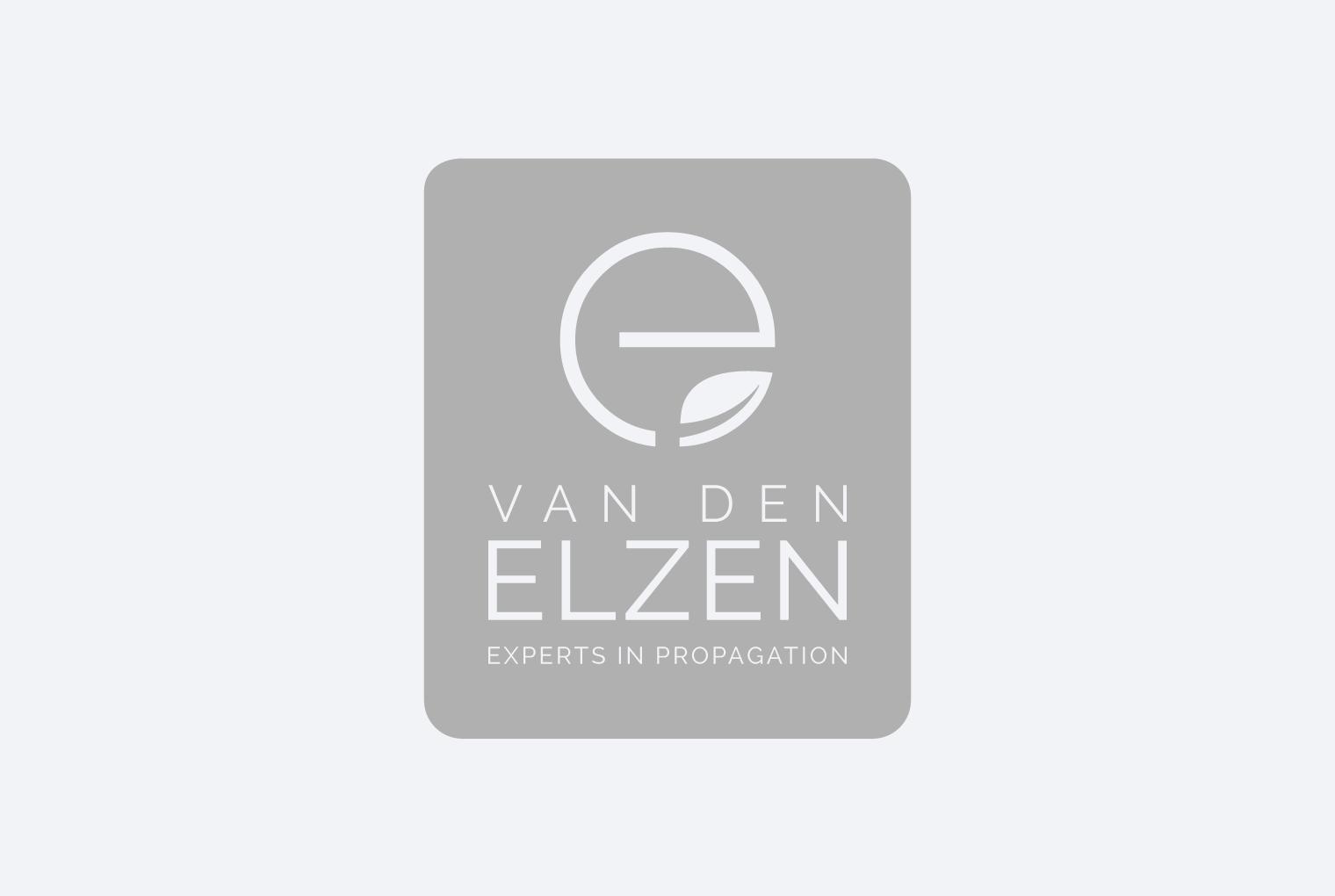 Questo werkt voor Van den Elzen Plants - Gevelreclame